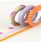 MT washi tape twist diagonal