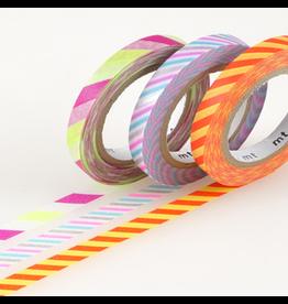MT  MT washi tape slim twist diagonal