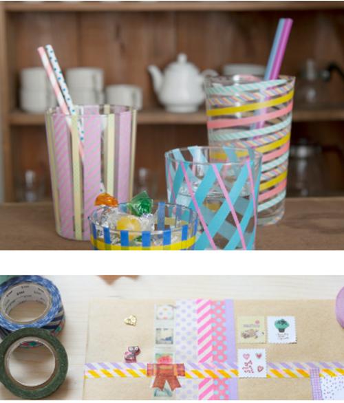 MT washi tape slim set deco pastel