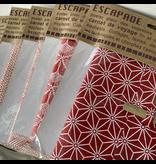 Lamali Bamboo Escapade Notebook motif la laine