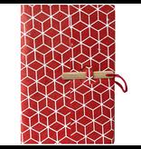 Lamali Bamboo Escapade Notebook cube