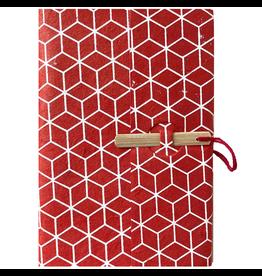 Lamali Lamali Bamboo Escapade Notebook cube