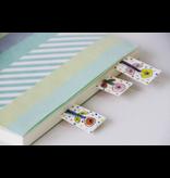 MT washi tape pastel blue