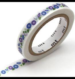 MT  MT washi tape slim Morning glory line