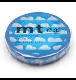 MT washi tape slim Cloud