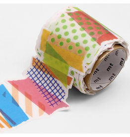 MT  MT washi tape Fab die-cut Tapes