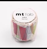 MT washi tape Fab die-cut Tapes