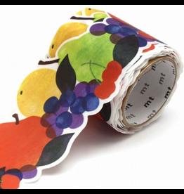 MT  MT washi tape Fab die-cut Fruits