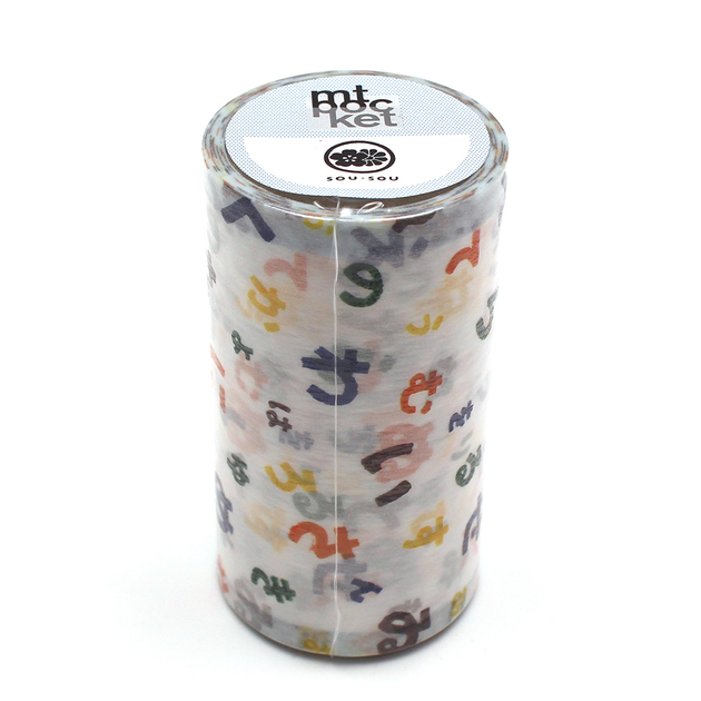 MT washi Pocket Iro ha Nihoedo 75 mm