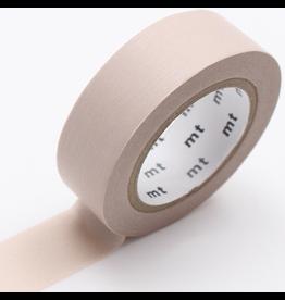 MT  MT washi tape pastel brown