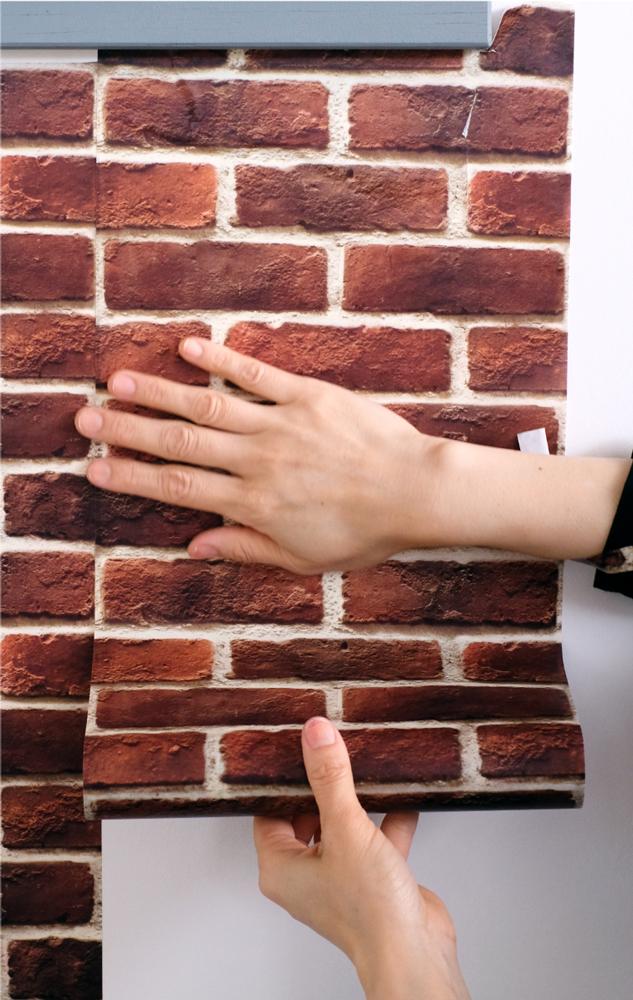 MT casa washi fleece Brick