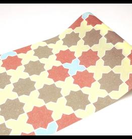 MT  MT casa washi fleece Tile star