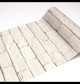 MT  MT casa washi fleece White brick