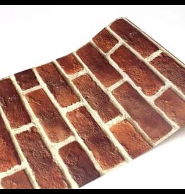 MT  MT casa washi fleece Brick
