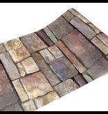 MT casa washi fleece Stone wall