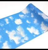 MT casa washi fleece Sky and cloud