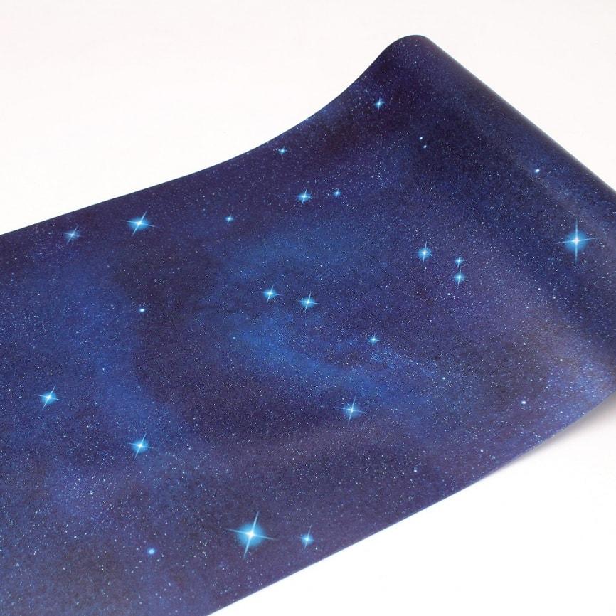 MT casa washi fleece Night sky