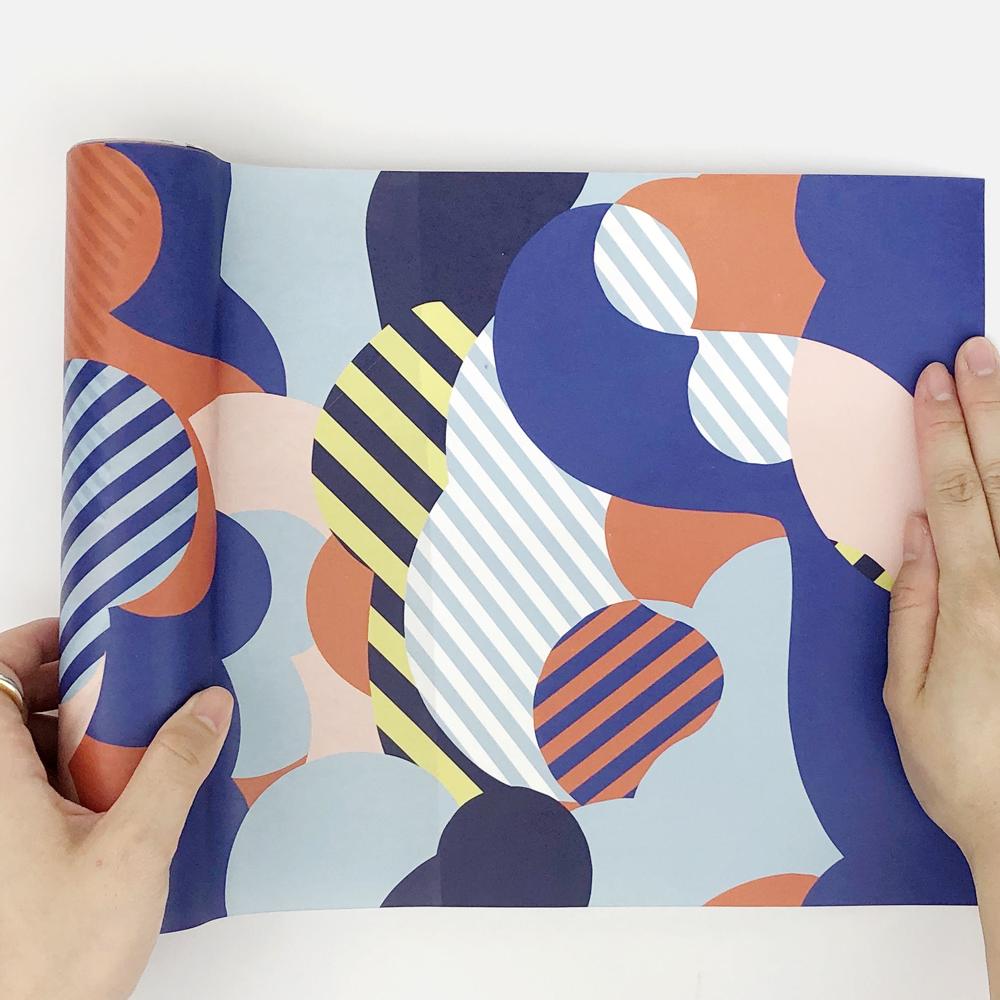 MT casa washi fleece Papier tigre Cloud