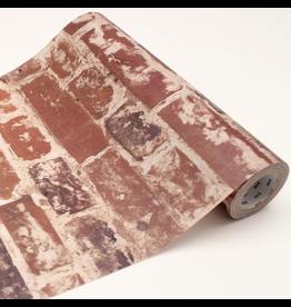 MT  MT casa washi fleece Old brick