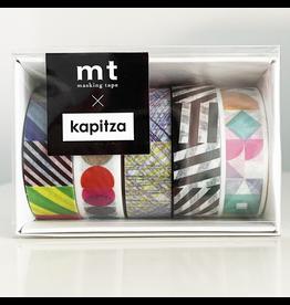MT  MT washi tape giftbox Kapitza