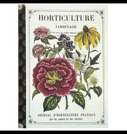 Gwenaëlle Trolez Créations Geïllustreerd notebook Horticulture et Jardinage