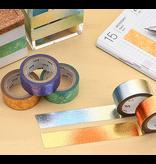 MT washi tape fab Piece Silver