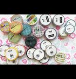 MT washi tape slim set art 3 mm