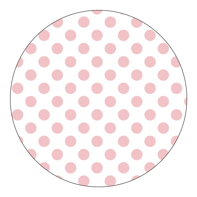 MT casa Seal dot strawberry milk