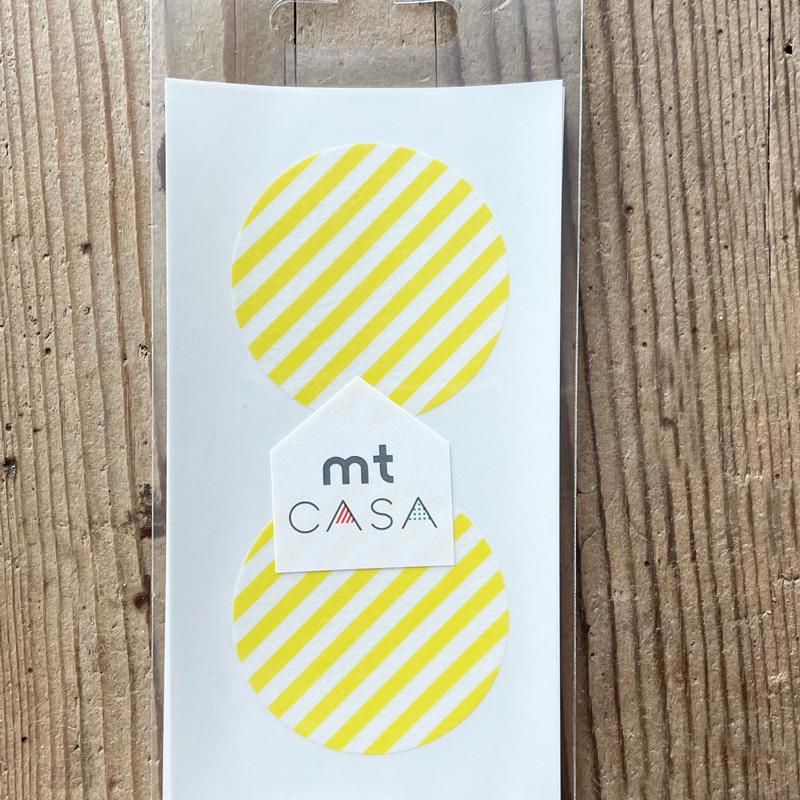 MT casa Seal stripe lemon