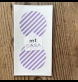MT casa Seal stripe lilac