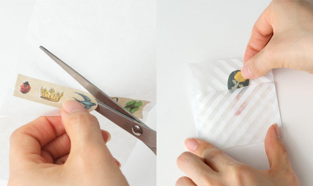 MT washi tape ex marking