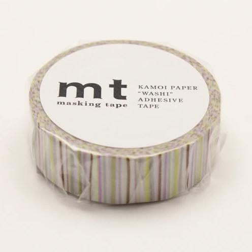 MT washi tape shima murasaki