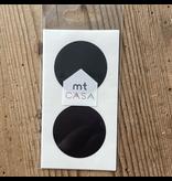 MT casa Seal matte black