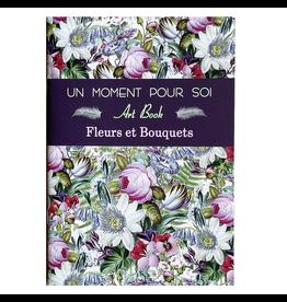 Gwenaëlle Trolez Créations Art book Fleurs et Bouquets
