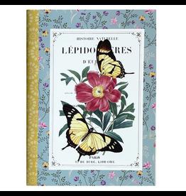 Gwenaëlle Trolez Créations Geïllustreerd notebook Papillons
