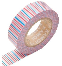 MT  MT washi tape shima aka