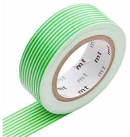 MT  MT masking tape border green