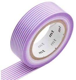 MT  MT washi tape border purple