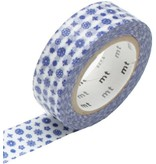 MT washi tape mini flower type