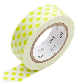 MT  MT masking tape dot moegi