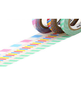 MT  MT washi tape twist stripe