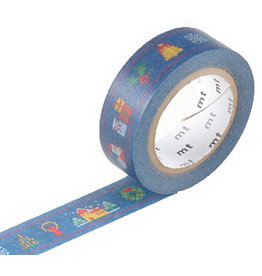 MT  MT washi tape Kerst stitch