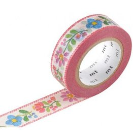 MT  MT washi tape ex embroidery