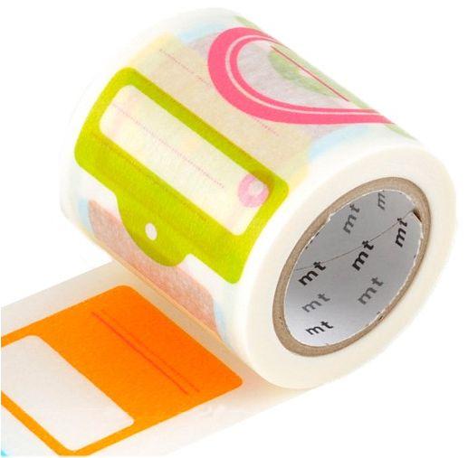 MT washi tape ex tag