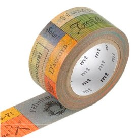 MT  MT masking tape ex message