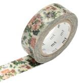 MT washi tape ex flower botanical art