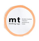 MT washi tape marble yellow