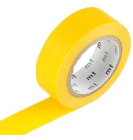 MT  MT washi tape geel