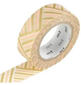 MT  MT washi tape Corner peach