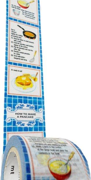 MT masking tape ex recepten